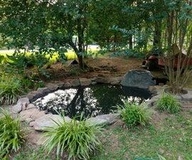 Golfish Pond