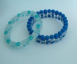 Lego Stud Bracelet