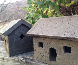 Hypertufa Cottage