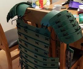 Hardboard Samurai Armour