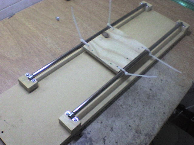 Picture of Making the Wooden Base