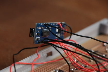 Program the Arduino Nano!