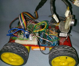 """How To Make an Obstacle Avoiding Arduino Robot! """"My Robot V1"""""""