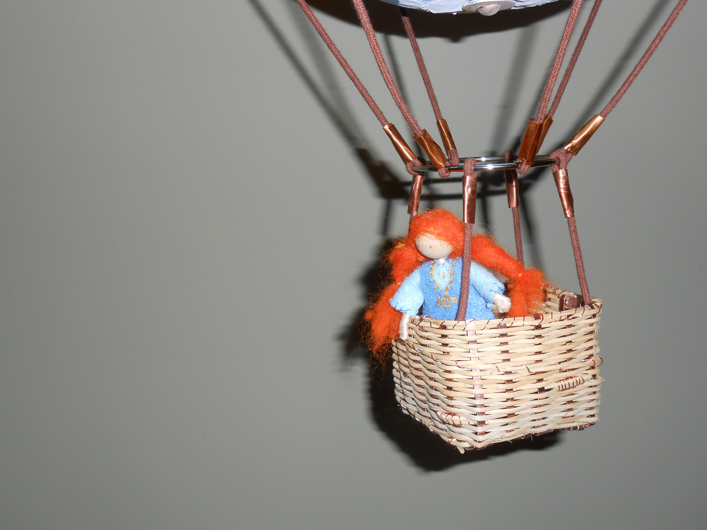 Steampunk Hot Air Balloon From a Globe: 5 Steps (with Pictures)