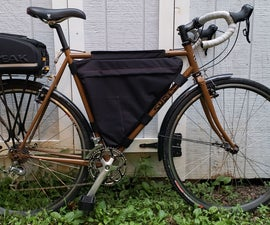 Bicycle Frame Bag!