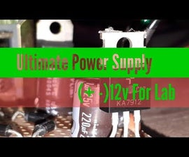 Universal Power Supply for Everything