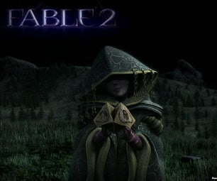 Fate Teller for Fable 2
