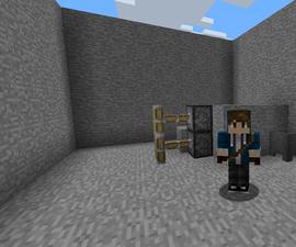 Secret Minecraft Door