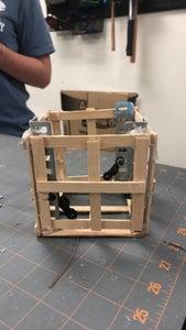 Building Cube Sat