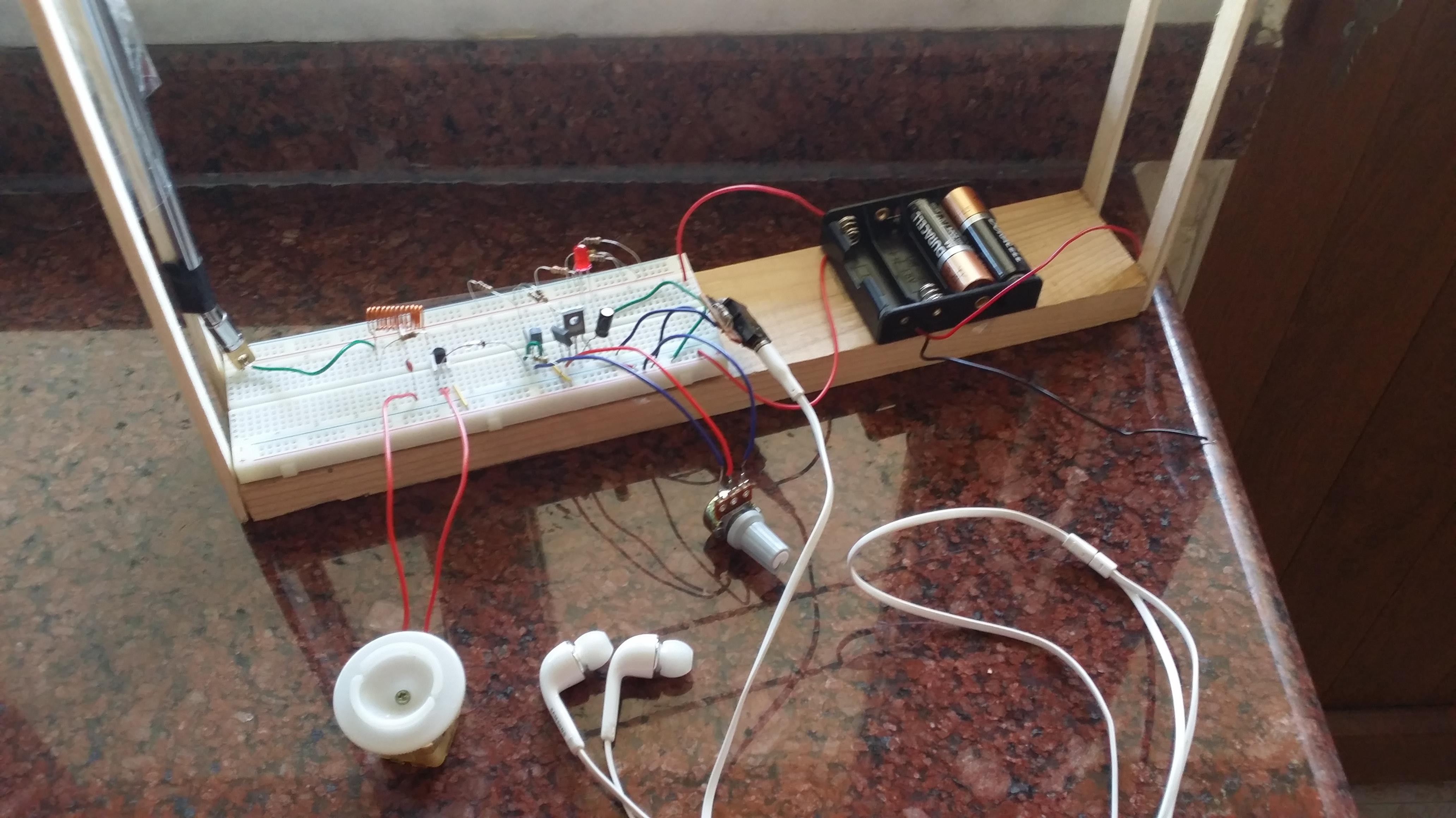Picture of Simple FM Radio (sure Works!)