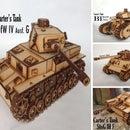 JackCarter's Lasercut Tanks