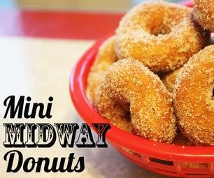 Mini Midway Donuts