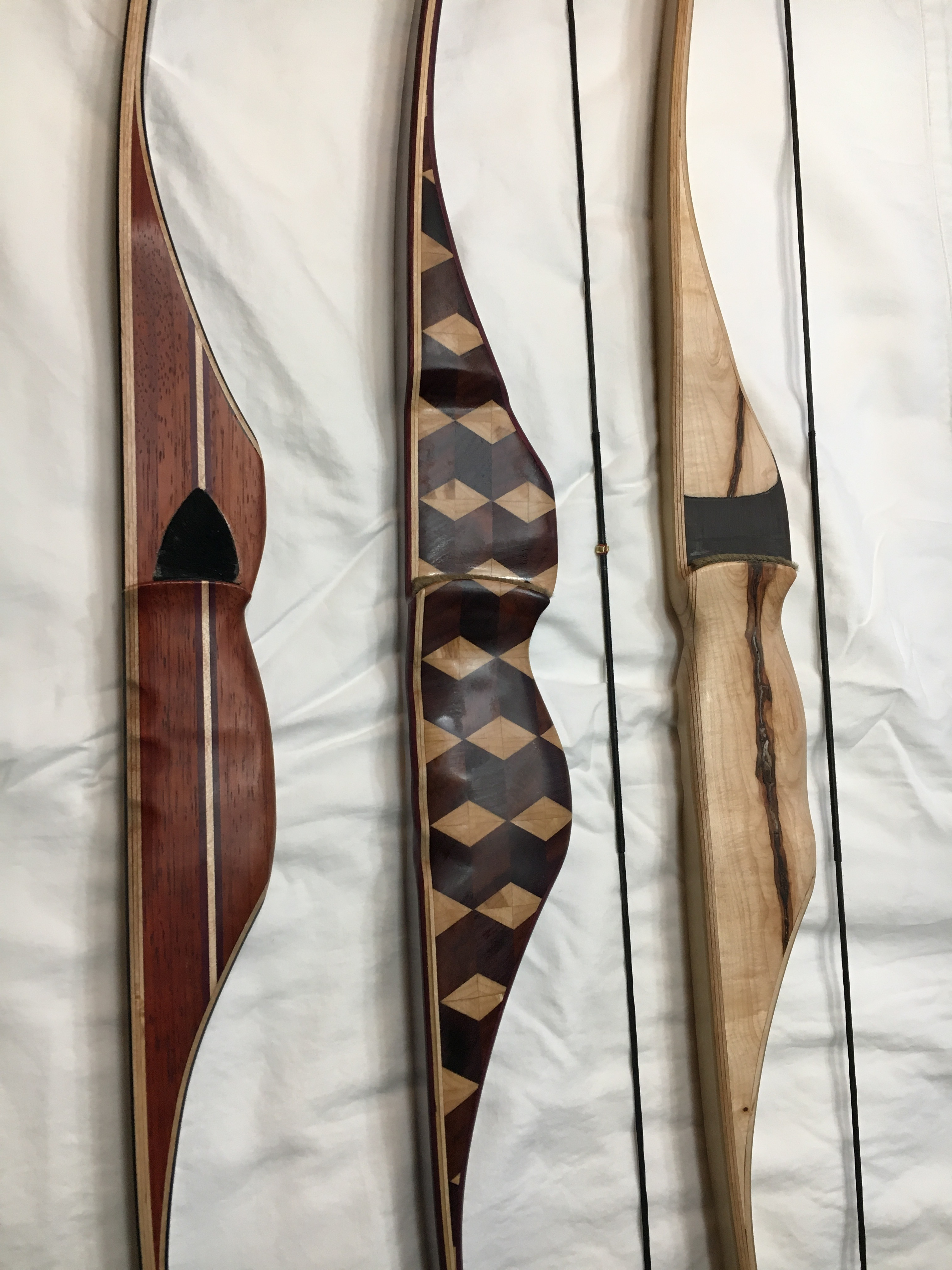Picture of Building a Laminated Long Bow