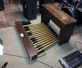 Arduino MIDI Foot Pedal Keyboard