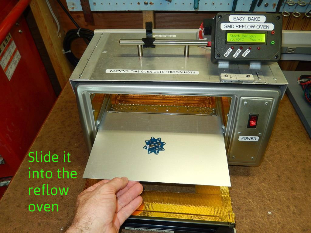 Picture of More Using Your Solder Paste Dispenser...