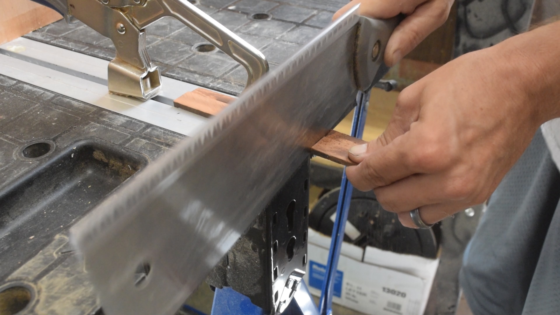 Picture of Adding Spines to the Miters