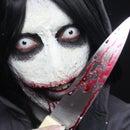 Jeff the Killer SFX Makeup