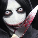 Jeff the Killer SFX Makeup