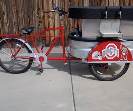 Tailgating Beer Trike