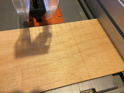 Cut the Drawer Sides and Bottom