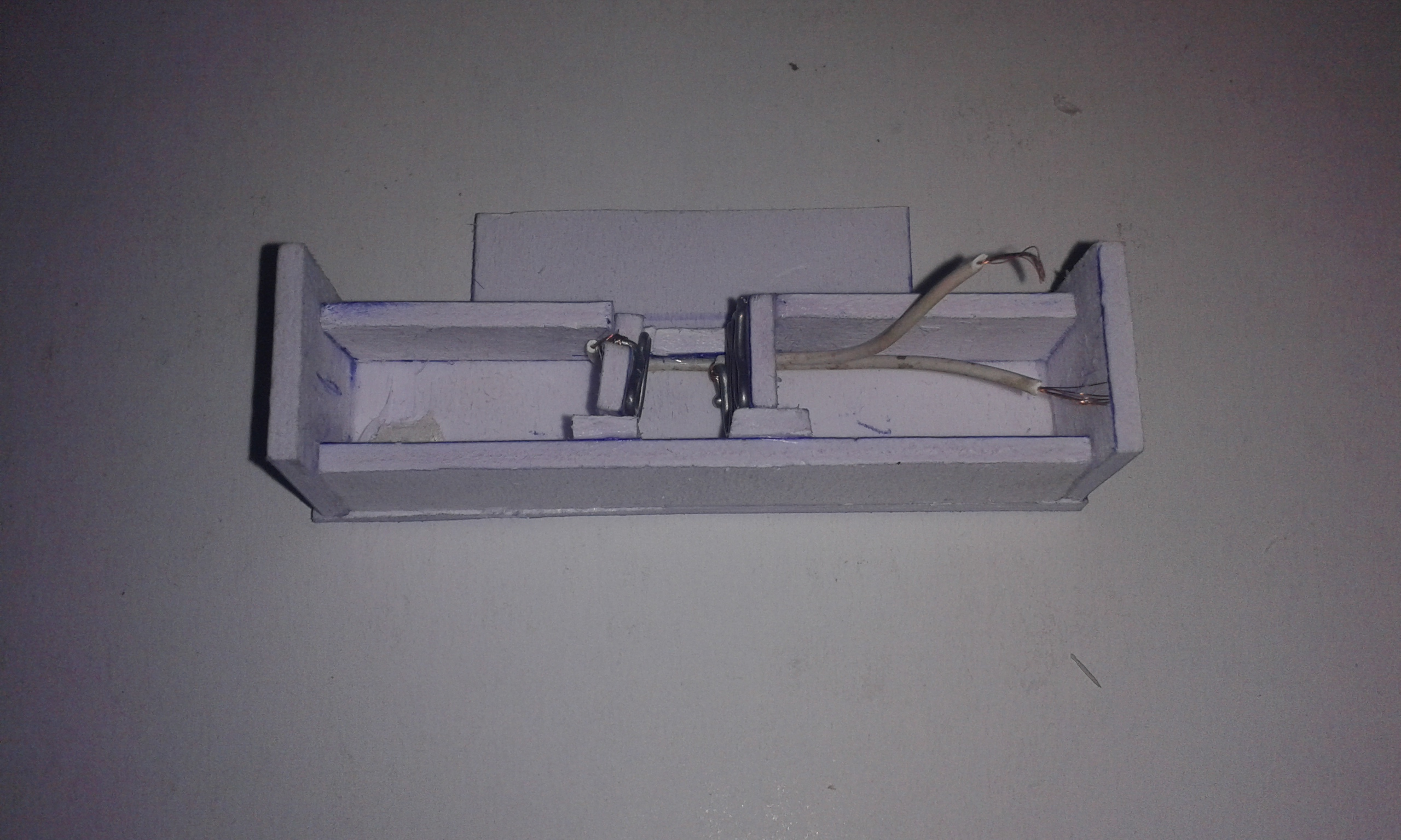 Picture of MAKING THE BASE TERMINALS