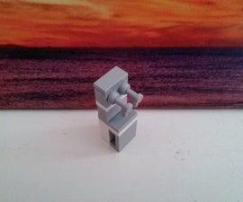 Lego Modern Coffee Machine