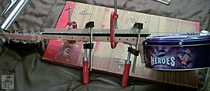 Bridge, Intonation, Fretboard Setup