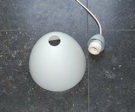 Photographic Light Box - IKEA lamp hack