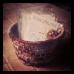 Finished Basket