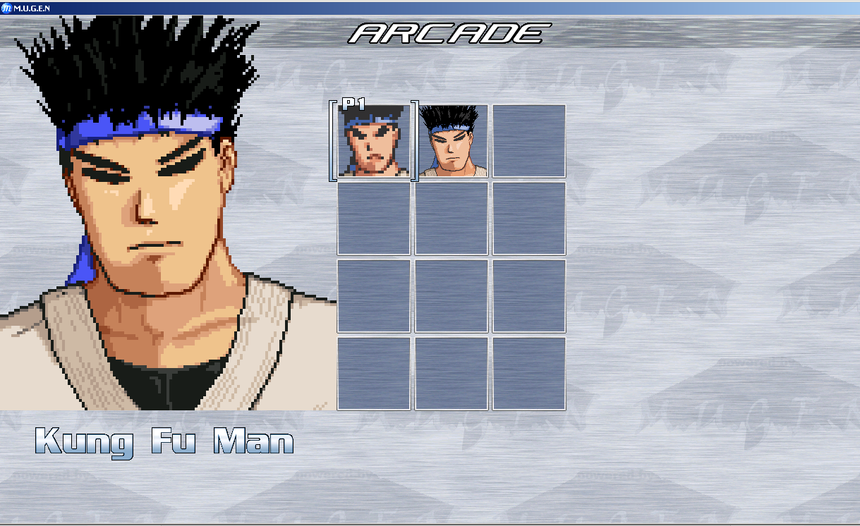 Picture of Download MUGEN