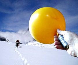 Emergency Avalanche Beacon