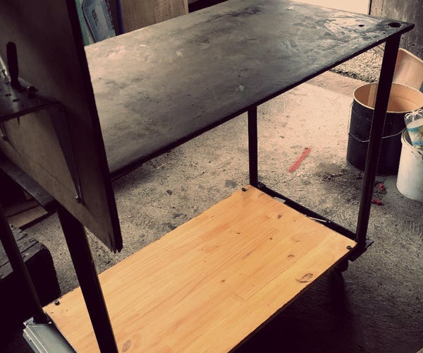 Welding Table Design