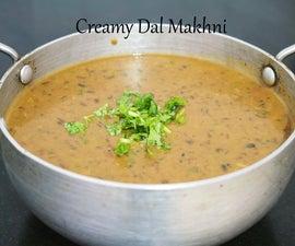 Creamy Dal Makhni