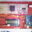 Indoor Security System Using RFID and Status Display By LCD using Arduino Micrcontroller