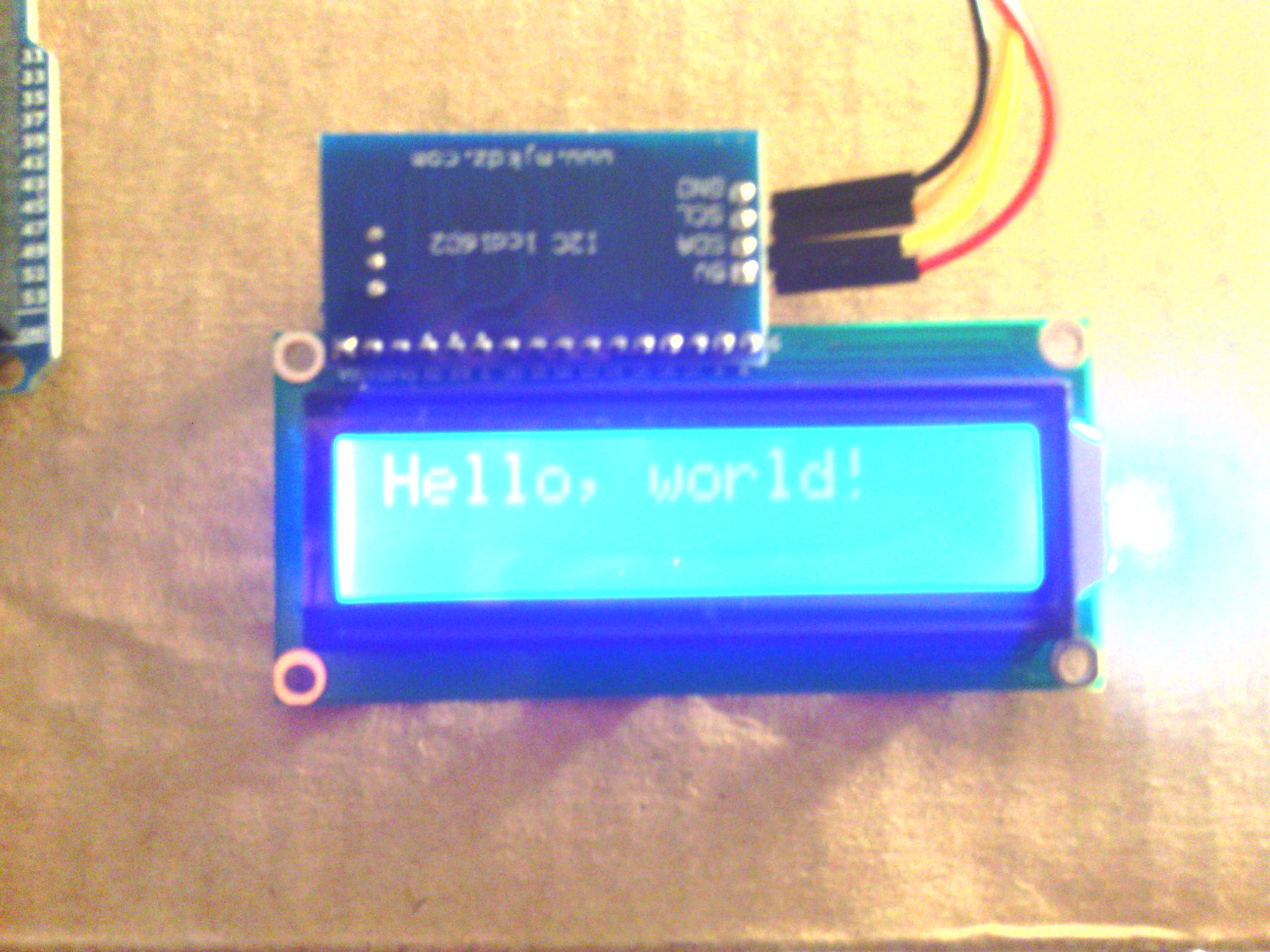 I2C LCD Controller (the Easy Way): 5 Steps
