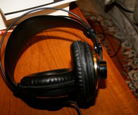 Self-Contained Music Headphones