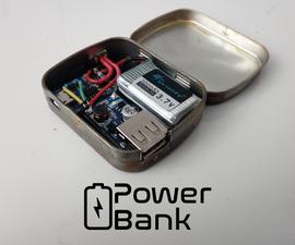 Emergency Micro Powerbank