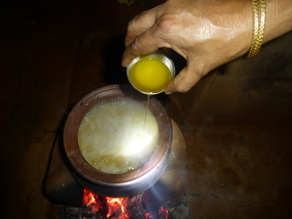 Picture of Cooking Pongal : Step 4