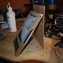 Cardboard Kindle Keyboard Case