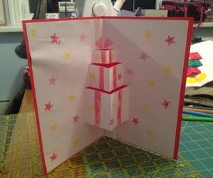 Present  Pop-Up Cards