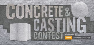 Concrete and Casting Contest
