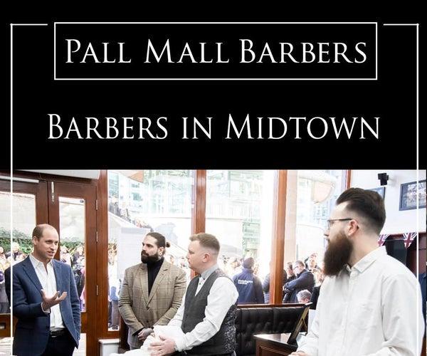Best Barber NYC | Pallmallbarbers.nyc | Call 2125862220