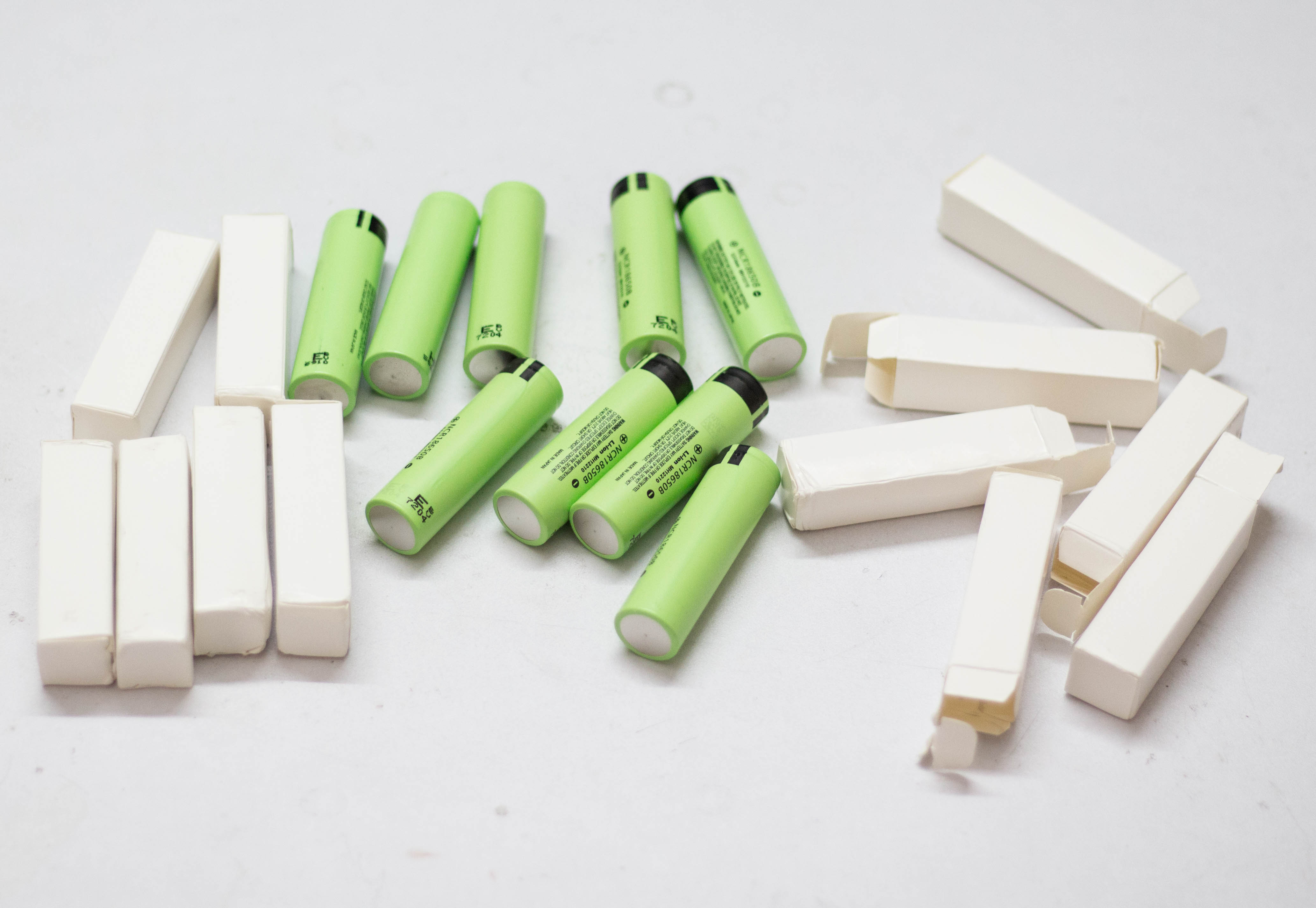Picture of Selecting the Right 18650 Cells for the Battery Pack