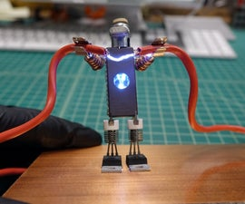 High Voltage EPROM Man