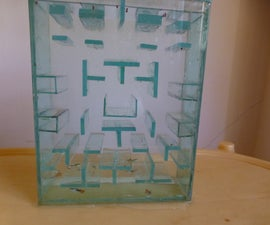 Pac Man Fish Tank