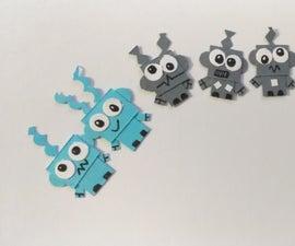 Miniature Paper Robots