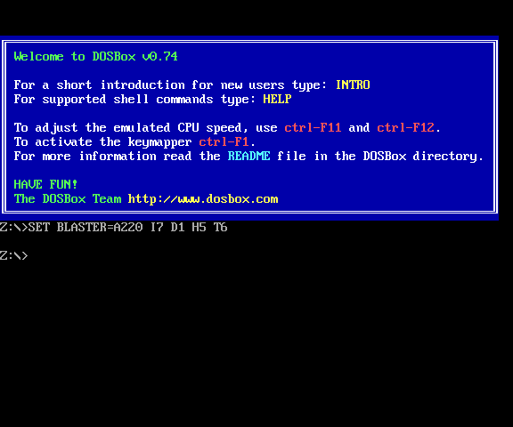 How to Use DOSBox for Beginners: 7 Steps