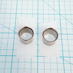 Prepare Your Stainless Steel Tunnels
