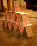 Picture of How  to Make a House of Cards