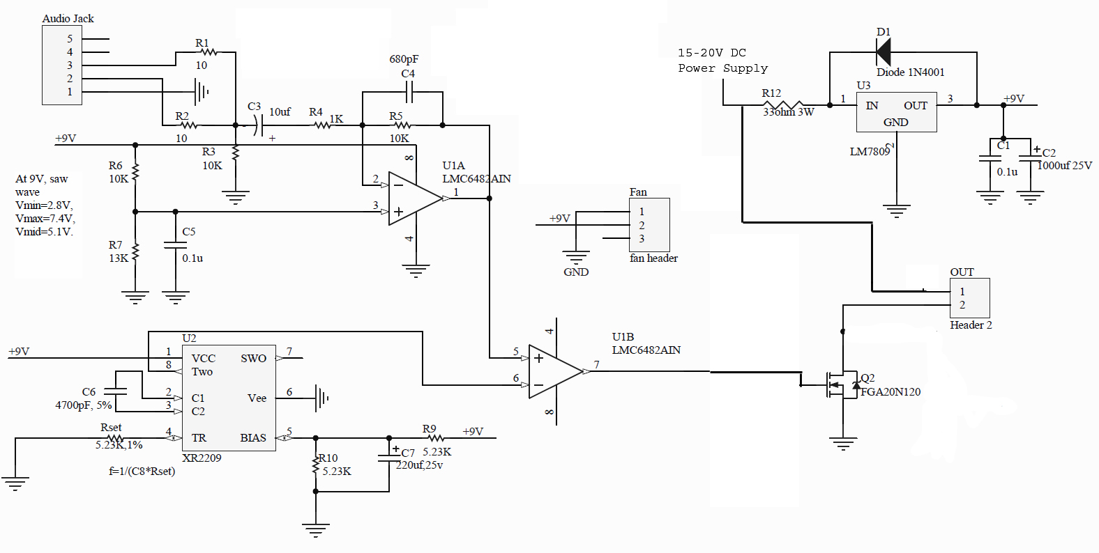 Picture of Circuit Design